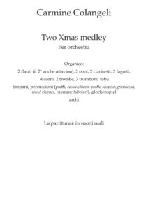 Two Xmas medley